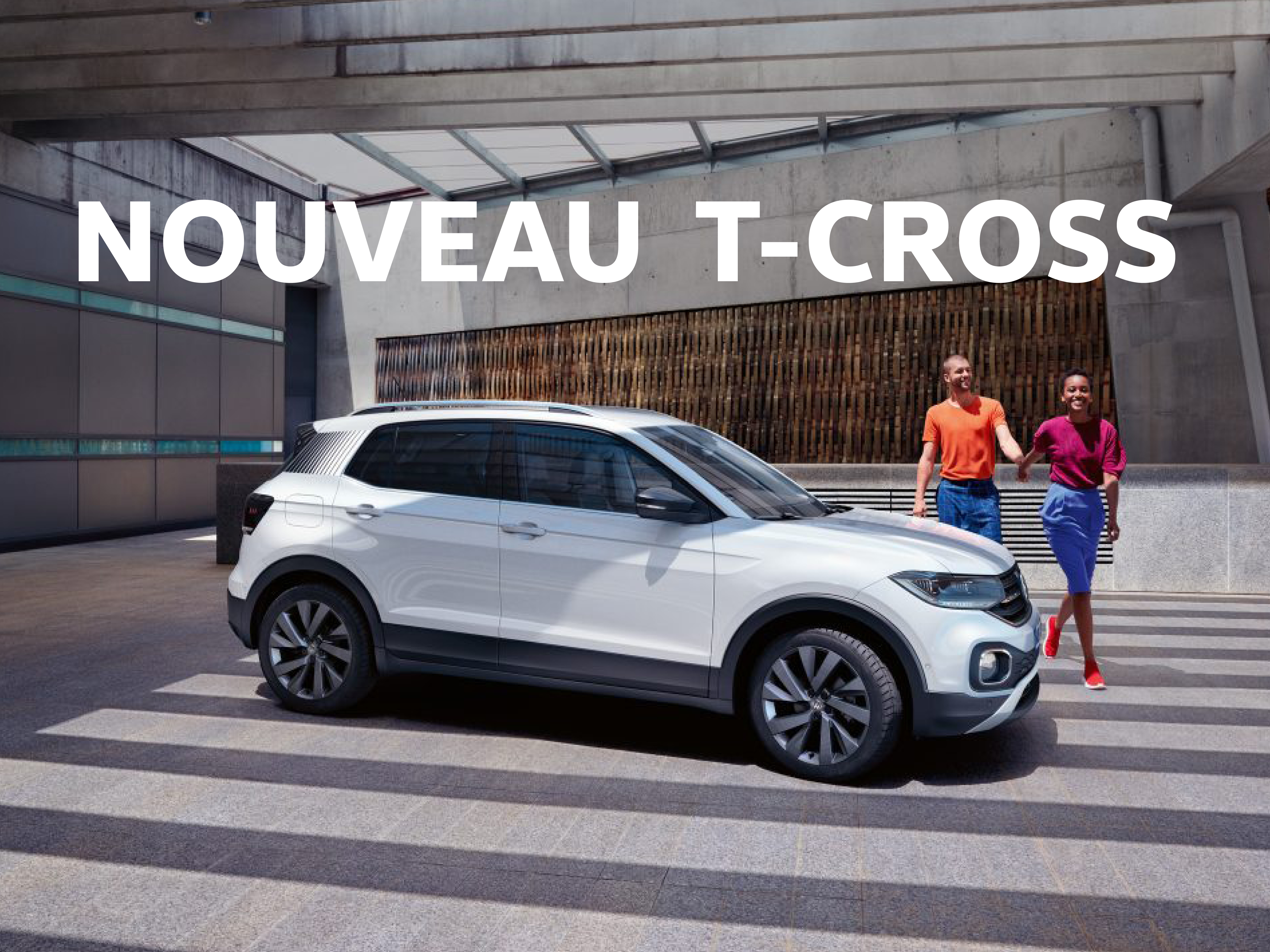 Nouveau T-Cross First Edition
