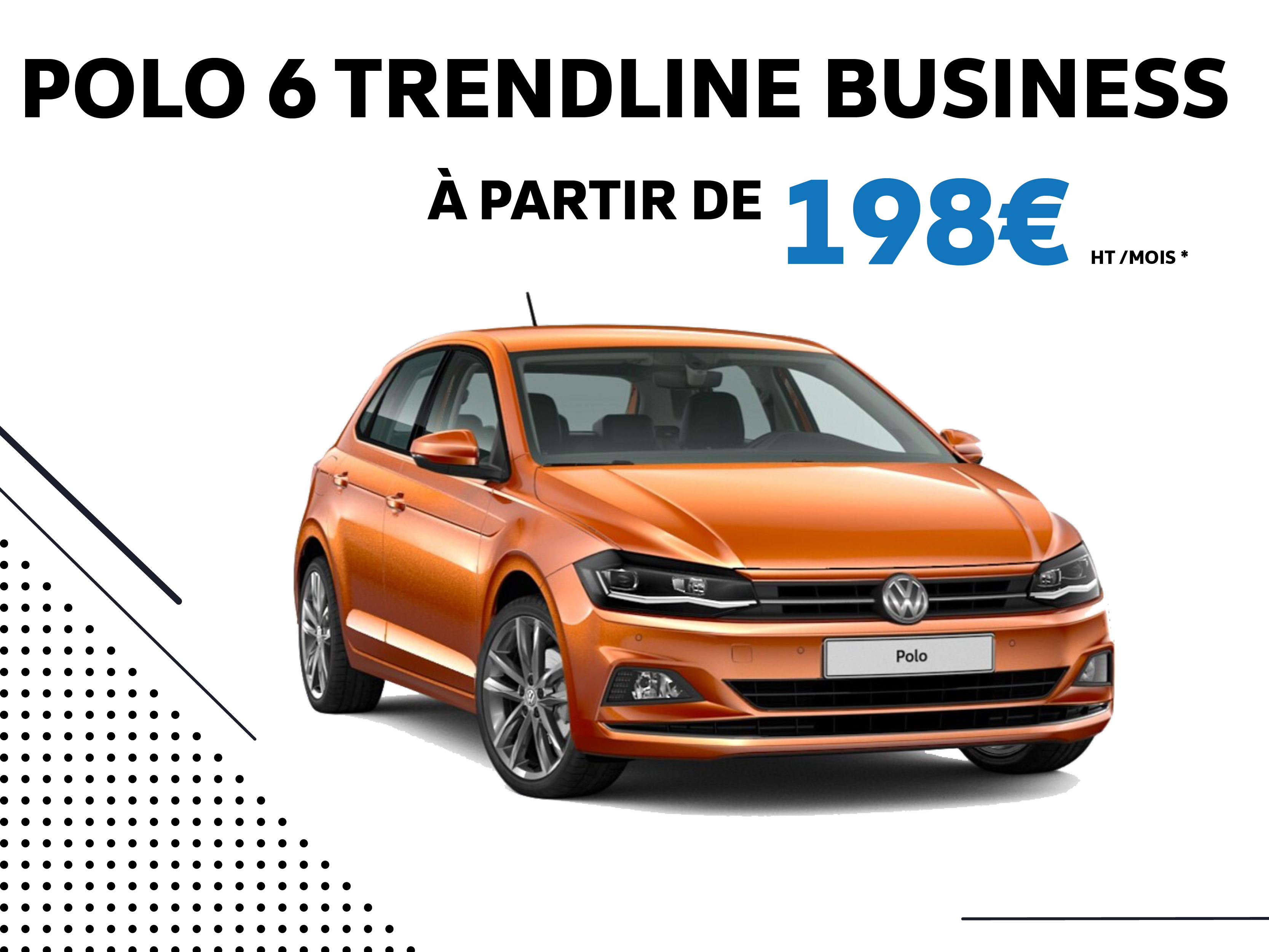Location Polo chez Volkswagen Guingamp