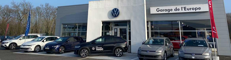 Piaggio guingamp ape d 39 occasion 2015 50 eu fourgon rouge for Volkswagen europe garage