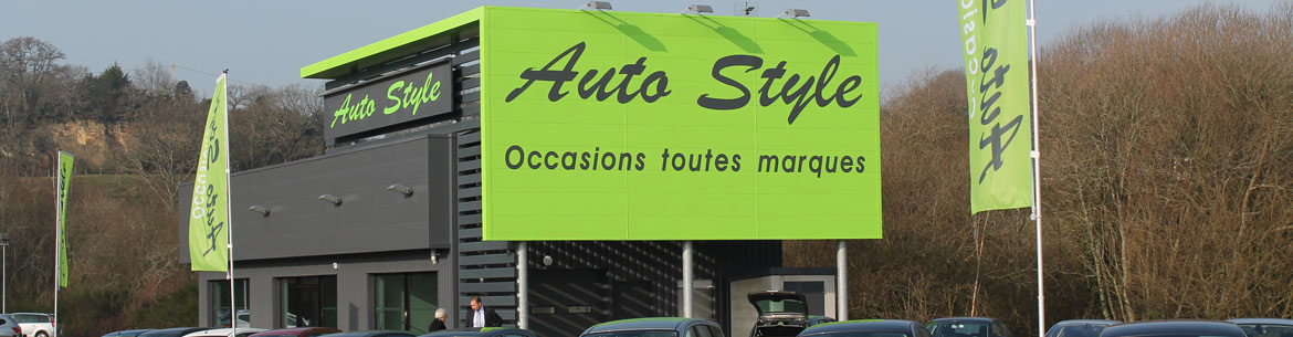 Photo de la concession Auto style Vannes